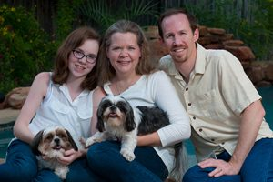 Scott Spring and family